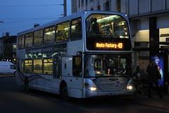 Nottingham City Transport 941 (Ash Hammond) Tags: nottinghamcitytransport scanian270ud eastlancsomnidekka 941 yn07eyj