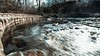 Almost Spring (Vasil1978) Tags: nature national nationalpark landscape water waterscape river stones colors minnesota minneapolis d810 day minnehaha trees light