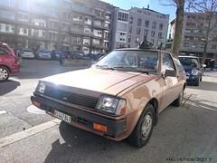 Mitsubishi Colt - Switzerland, Valais