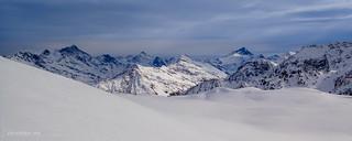 Panorama Val d'Anniviers (Switzerland)