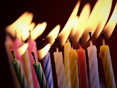 Kerzenschein (enzioharp) Tags: kerze kerzenschein leuchten