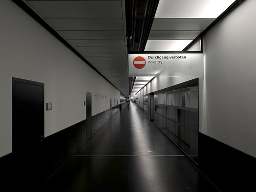 no entry by manfred majer, on Flickr