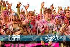 Adelaide Color Run 2013 (QuikSink) Tags: charity pink blue orange colour colors smiling yellow happy rainbow colorful warm purple bright sunny running adelaide runners gleeful greatday canon2470mm 2013 canon5dmarkiii colorrun thehappiest5kontheplanet theswissecolorrun 19052013