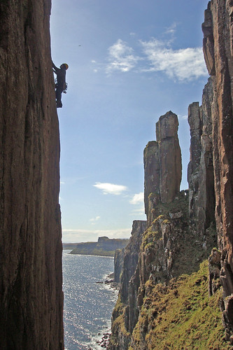 Secret Agent, Kilt Rock