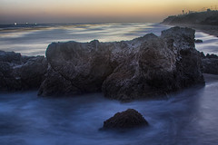 The Rocks (FS_photos) Tags: california camera longexposure beach canon landscape outdoors malibu pacificcoast 28135mmis 60d leocarrillostatebeach