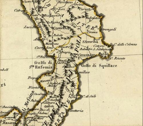 Calabria 1789 - 1