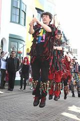 Rag Morris - Wessex Festival 2013 (dorsetbays) Tags: england music festival bristol dance harbour folk livemusic saturday dancer event dorset folkmusic weymouth morrisdancing morrisdancer folkfestival bristoluniversity folkdancing trinitystreet oldharbour folkdancer 2013 ragmorris wessexfolkfestival weymouthfolkfestival wessexfolkfestival2013 weymouthfestival2013