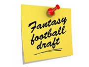 Fantasy Football Draft White Background