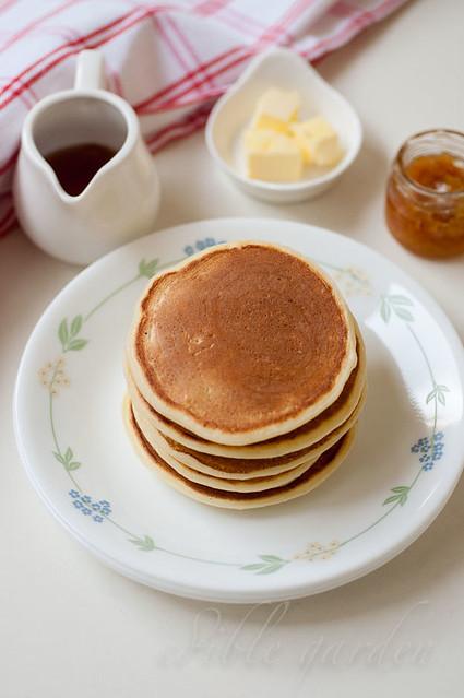Ricotta Pancakes Recipe - Nigella Lawson Ricotta Hotcakes