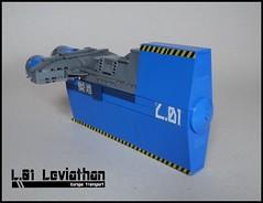 Levithan L.01 (TheCrw) Tags: lego microspace legocreation legospace microspacetopia legoscifi