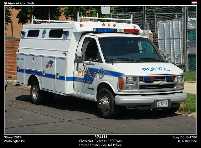 washington police capitol uscp