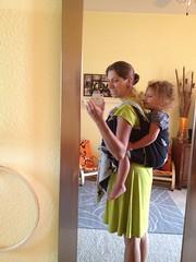 Toddler wearing. Preschooler wearing? (Joyful Abode) Tags: uploaded:by=flickrmobile flickriosapp:filter=nofilter