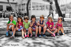 Kids (Danieldevad) Tags: summer portrait people color kids gente artistic retrato creative nios verano danieldelgado danieldevad