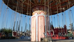 Day At The Fair (Derek Hall) Tags: summer sunshine festival outdoors town seaside fuji memories bangor fair tourist northernireland rides summertime exploration amusements attraction attractions x20 goodweather