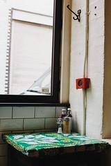 The Breakfast Club (courtody) Tags: uk england stilllife london june table morninglight unitedkingdom shoreditch 365 eastside tablesetting eastlondon saltandpepper thebreakfastclub markiii 2013 canon5dmarkiii 5dmarkiii courtneytight