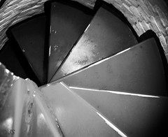 arcana (Jane Sometimes) Tags: spiral stair staircase winding ladder arcana caracole