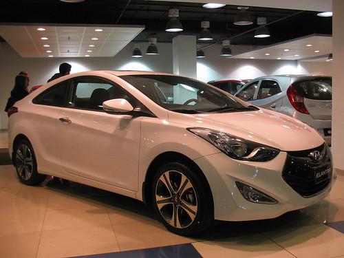 Hyundai Elantra Coupe 2.0 GLS 2013