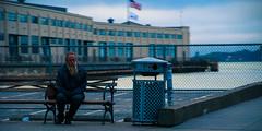 (...PePi...) Tags: ocean california street sea usa water sign drums pier fisherman weed san francisco smoke beggar american hollywood wharf hippie rap photowalking