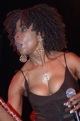 DSC_0295 Suthukazi Arosi South African Singer performing at Kings Cross London (photographer695) Tags: london cross african south performing kings singer arosi suthukazi