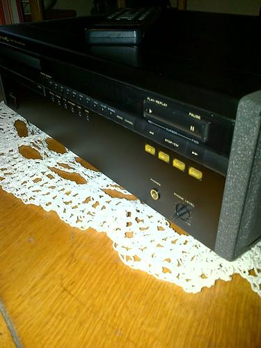 Marantz CD80 - Front