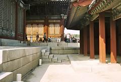 Changgyeonggung (ulanalee) Tags: film 35mm asia korea seoul southkorea changgyeonggung   canonetql17giii kodakgold200