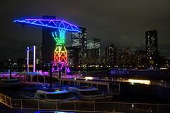 DSC01056.jpg (ntstnori) Tags: sea building tokyo crane sony illumination vehicle  nightview cruiser f28 koto carlzeiss lalaport 2470mm toyosu   variosonnar   variosonnart2470mmf28zassm 99 slta99v cranesaccess