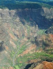 Waimea Canyon (orping) Tags: tour canyon kauai waimea cessna airventures