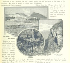Image taken from page 65 of 'Primary Geography. [With illustrations.]' (The British Library) Tags: new illustration large australia zealand engraving geography geology hotsprings publicdomain bluemontains treeferns page65 vol0 bldigital mechanicalcurator pubplacelondon date1894 sysnum001337546 fryealexiseverett imagesfrombook001337546 imagesfromvolume0013375460