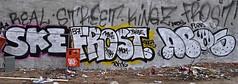 HH-Graffiti 1762 (cmdpirx) Tags: street urban color colour art public wall writing painting graffiti mural paint frost artist space raum wand character kunst strasse tag hamburg can spray crew hh writer hiphop hip hop piece aerosol 187 bombing legal ske wildstyle künstler fatcap öffentlicher