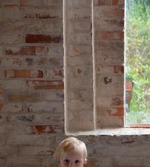 anton visiting sten's house 2013, architect: michael sten johnsen (seier+seier) Tags: house detail brick window architecture denmark michael architect sten summerhouse danmark hus arkitektur sommerhus vandkunsten johnsen arkitekt seierseier michaelstenjohnsen