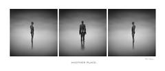 ANOTHER PLACE. (Neil Hulme.) Tags: longexposure sea blackandwhite white motion black water monochrome liverpool square mono fineart fine minimalist ndfilter daytimelongexposure seaandshore nd110filter blackandwhitelongexposure seaandseashore besteverdigitalphotography