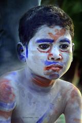 Devotee of  charak (Uzzal SIngha) Tags: boy color festival bangladesh puja 500d charak tilakpur
