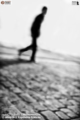 Light Soul (Alesfra) Tags: light shadow bw white man black luz silhouette grancanaria wall concrete pared 50mm spain experimental alma leg ground bn line sombre soul essence silueta shape hombre anochecer forma suelo adoquines esencia fotografa pierna arucas canonef50mmf14usm lnea alesfra canoneos5dmarkiii alesfraphotography fotoregistrada vision:outdoor=0985