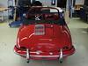 Porsche 356 B-C Cabriolet Original-line Verdeck Persenning