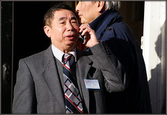 Chinese chat (* RICHARD M) Tags: street businessman liverpool chinatown candid chinese cellphone tie chinesenewyear celebrations mobilephone candids ethnicity inscrutable merseyside nelsonstreet chineseman capitalofculture greysuit europeancapitalofculture kungheifatchoy graysuit greatgeorgestreet chinesebusinessman greysuited graysuited multicolouredtie scousechinese chinesescousers