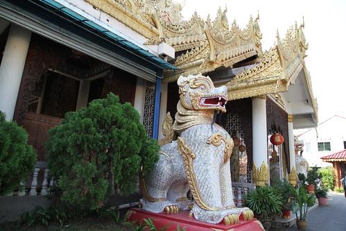 ビルマ寺院
