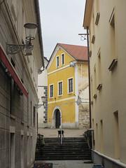 Franciscan Monastery, Novo Mesto, Slovenia (Paul McClure DC) Tags: architecture slovenia slovenija novomesto dolenjska feb2014