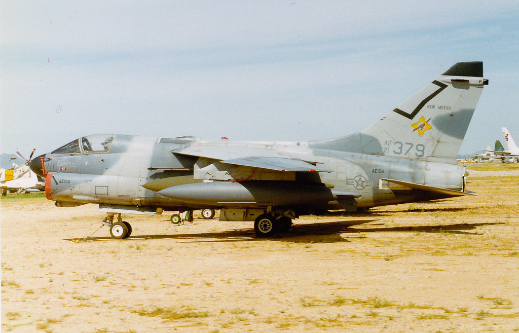 71 0379 (Al Henderson) Tags: New Arizona Mexico Desert Tucson Storage  Corsair