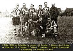 1e elftal 1950