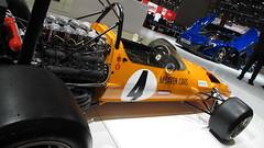 McLaren 650S (al fondo)