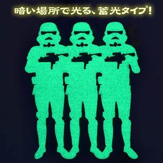 超酷星際大戰STAR WARS夜光貼紙推薦!