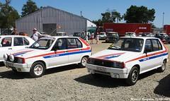 Citron Visa Chrono 1982 (XBXG) Tags: auto old france classic car vintage french 1982 automobile citron voiture mans le frankrijk bugatti circuit 72 2009 lemans visa ancienne chrono sarthe franaise eurocitro citronvisa