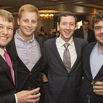"<b>Senior Send-Off</b><br/> Seniors celebrate their time at Luther at Hotel Winnishiek.<a href=""http://farm4.static.flickr.com/3803/14254697565_8086a28bc2_o.jpg"" title=""High res"">∝</a>"