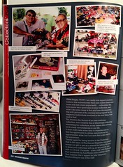 THE DIECAST US magazine, Issue 26, winter of 2015, has a 3 page write up of me collectting Picture Proof Autographs on diecast with 22 pictures of my collection (Picture Proof Autographs) Tags: photograph photographs inperson pictureproof photoproof picture photo proof image images collector collectors collection collections collectible collectibles classic session sessions authentic authenticated real genuine sign signed signing sigature sigatures magazines magazine auto autos vehicles vehicle model toy toys automobile automobiles driver drivers autoracing sport sports nascar series winstoncup sprintcup busch nationwide truck trucks xfinity craftsman campingworld fredweichmann