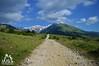 Strada verso la Majella - Abruzzo - Italy
