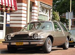 1978 AMC Pacer Wagon (rvandermaar) Tags: 1978 amc pacer wagon amcpacer amcpacerwagon americanmotors sidecode3 47zh89 rvdm