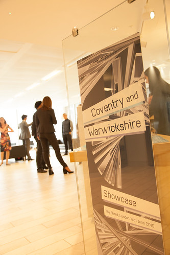 CW Showcase at the Shard
