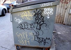 UHAUL VOMIT 5BALL SOSA CWS ONE5^ KOG VERSUZ THOR FONCE FOER UFK CMK (FONS One, UFK CMK) Tags: los angeles california graffiti la ca graff cali 2016 fonz fons fonse fonce fonze tv television foncy fonzy fonzie fonzi ufk cmk street art illegal illegals streets slaps slaptags stickers tags tagging spray paint cans rollers pieces bombs throw up throwups trash bins wheat paste freeway freeways trashbins meanstreak mean streak markers unis uni marker pilot montana scribe scribes ironlak krylon photo photos photography pics slideshow video