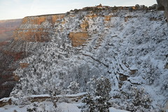 Grand Canyon 63 (Krasivaya Liza) Tags: grandcanyon grand canyon national park canyons nature natural wonder az arizona holiday christmas 2016 snowy winter cliffs cliffside edgeofcliff
