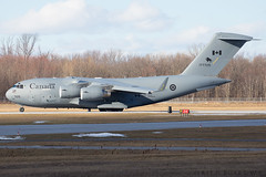 RCAF CC177 (galenburrows) Tags: aviation airplane aircraft jet flight flying cytr ytr trenton military airforce mcdonnelldouglas c17 globemasteriii rcaf royalcanadianairforce